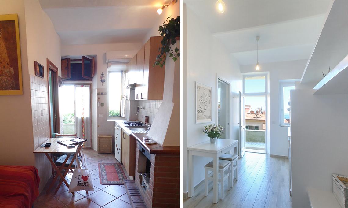 Arredamento Interni Casa Al Mare : Idee per sfruttare lo spazio in una mini casa casafacile