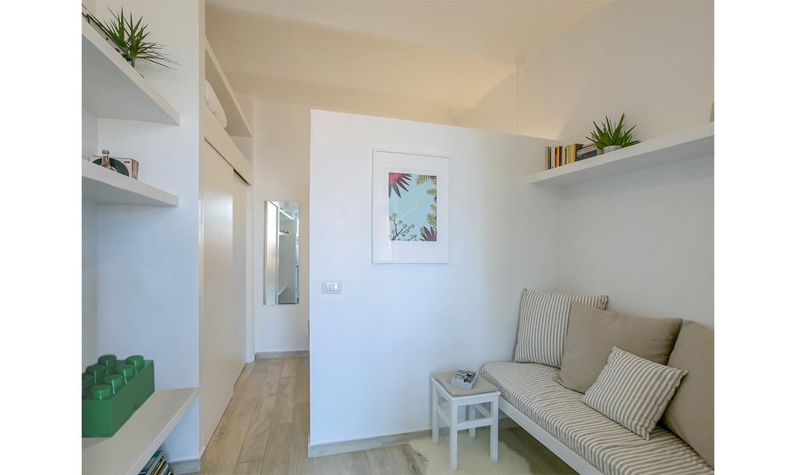 Idee per sfruttare lo spazio in una mini casa casafacile for Arredamento basso costo