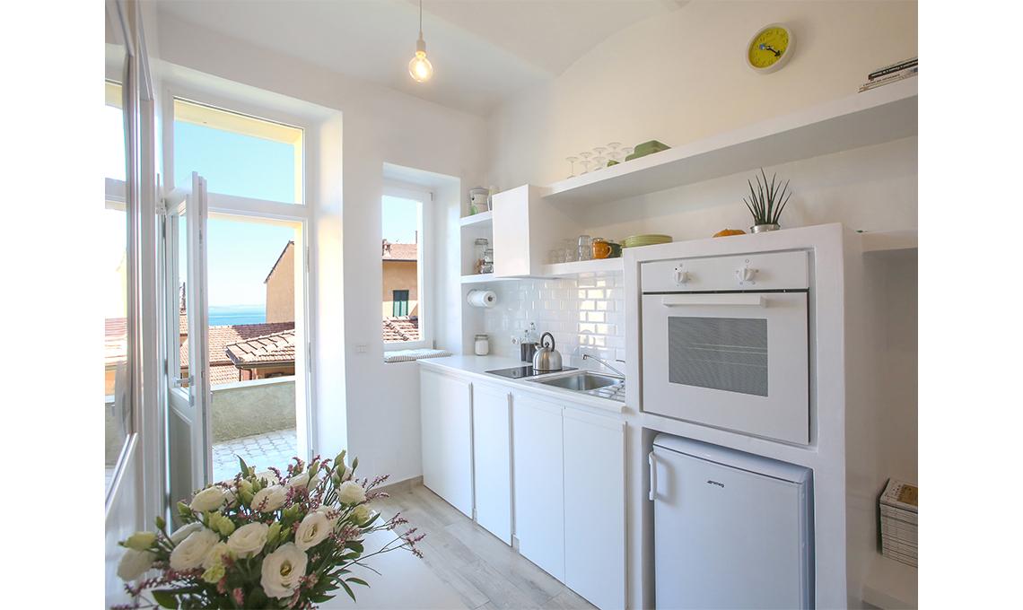 Idee per sfruttare lo spazio in una mini casa casafacile for Immagini di appartamenti ristrutturati
