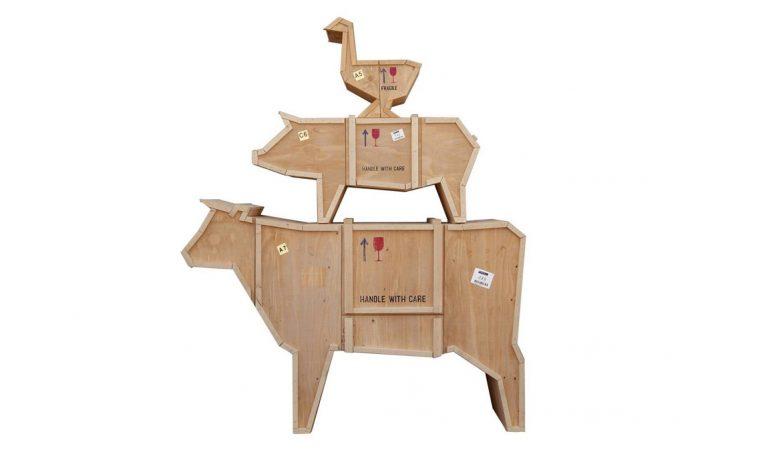 I mobili divertenti a forma di animale