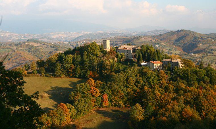 Corso di fotografia nello spettacolo del foliage in Umbria
