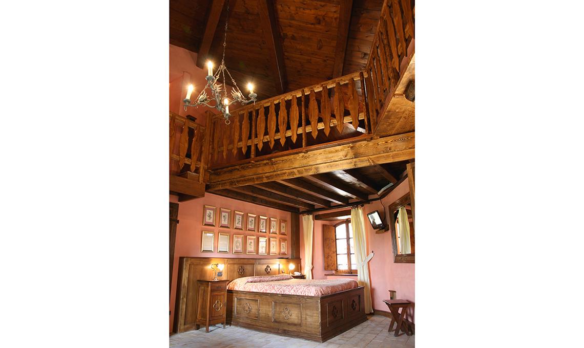 Castello di Petroia Umbria hotel