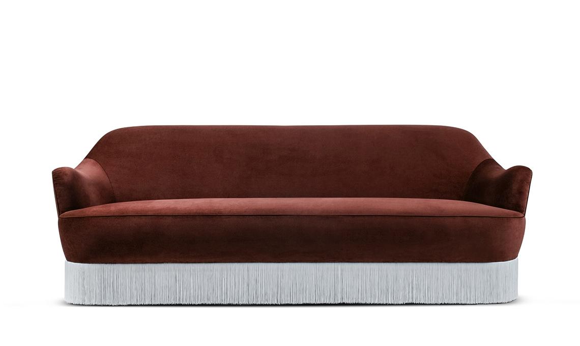 divano frange