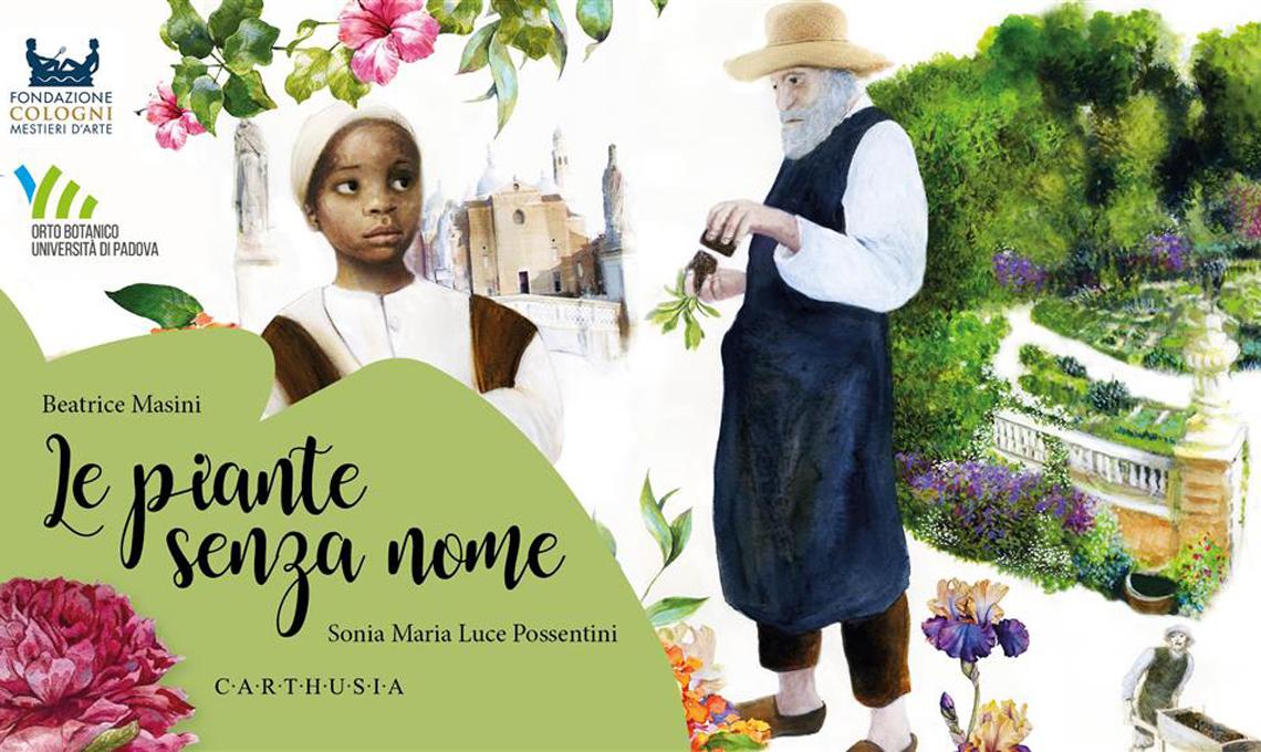 Presentazione libro 'Piante senza nome'
