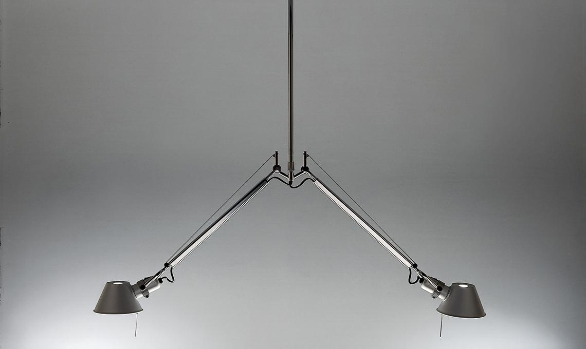 Tolomeo la lampada di artemide icona del design casafacile