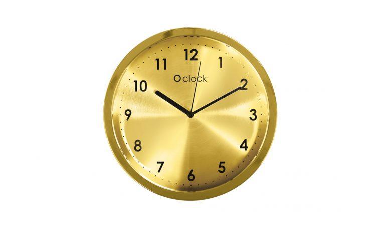 O clock wall, l'orologio componibile da parete