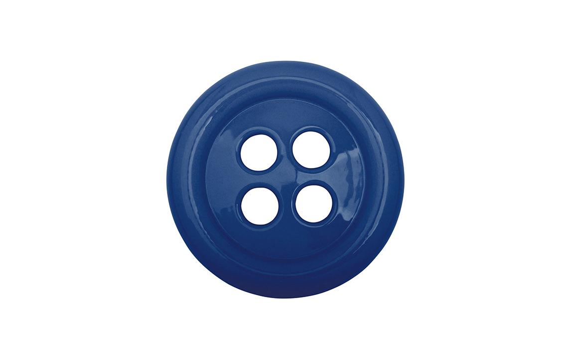 bottone blu umidificatore