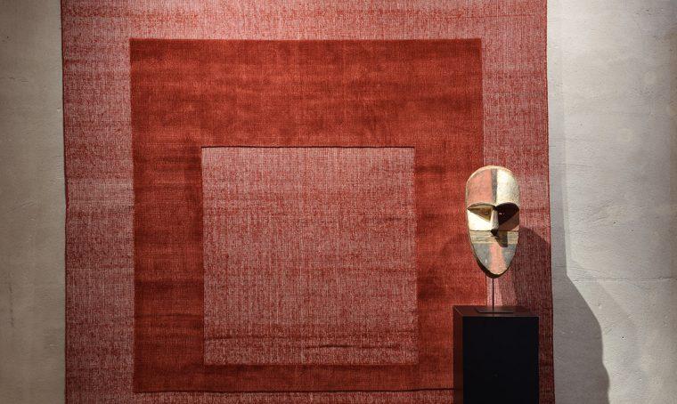 Chromophobia: cc-tapis in mostra fra arte, design e architettura