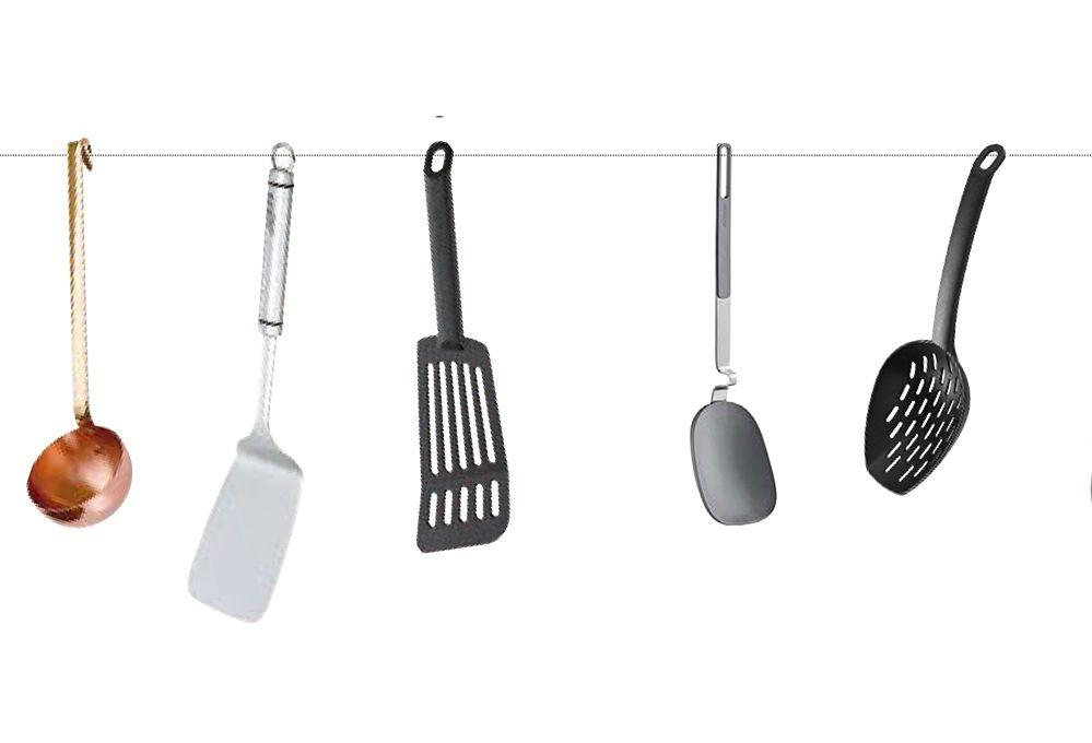 24 utensili per una cucina da chef