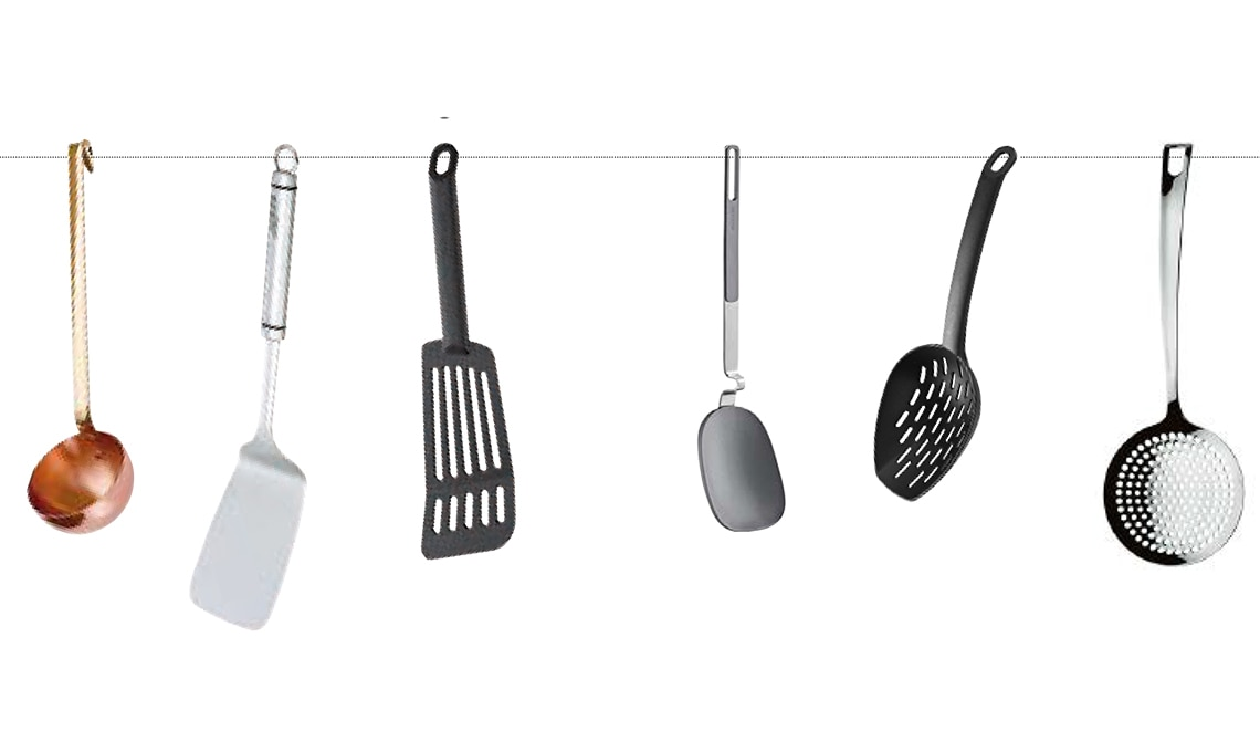 Good open zoom utensili da cucina with utensili da cucina for Set utensili da cucina