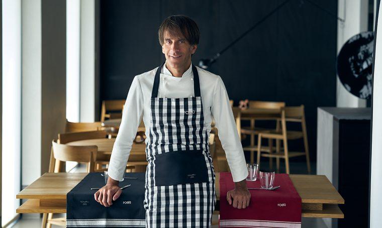 La collezione per la tavola firmata dallo chef Davide Oldani per OVS