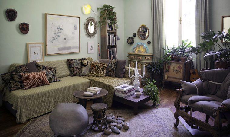A casa del designer: arredi irriverenti e ironici
