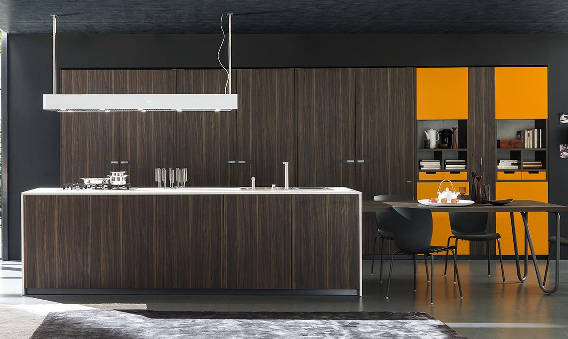 l'armadio multifunzione in cucina
