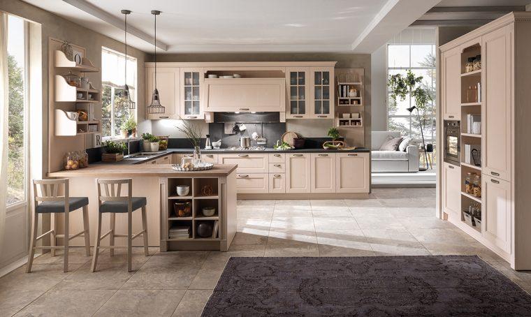 Come sfruttare gli angoli in cucina