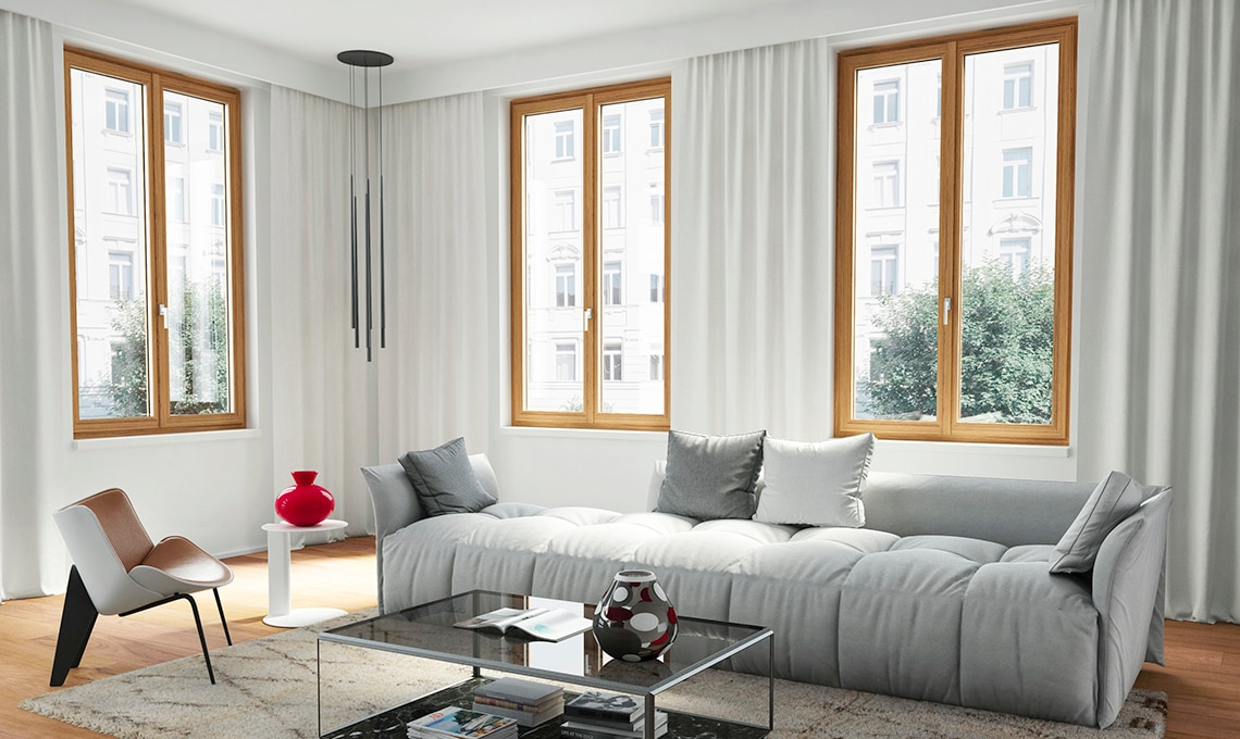 Sostituire porte e finestre tutto quello che devi sapere for Finestre legno pvc