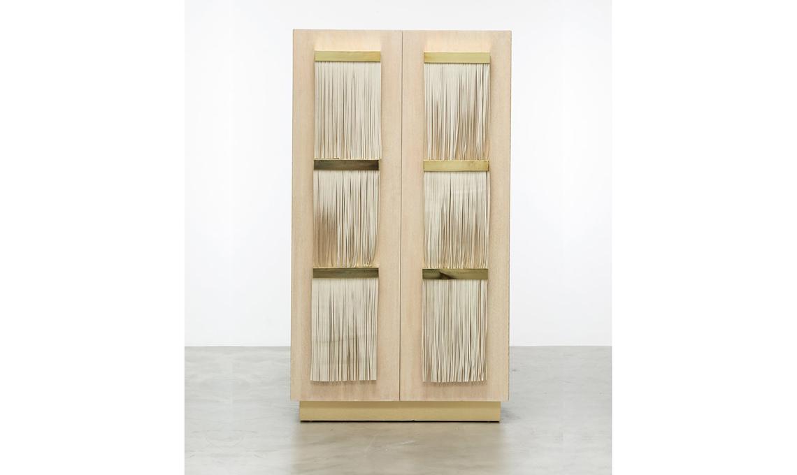armadio frange