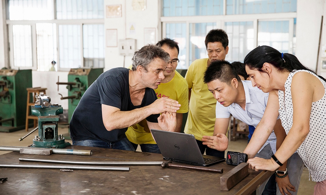 Collaborazione Ikea e Piet Hein Eek