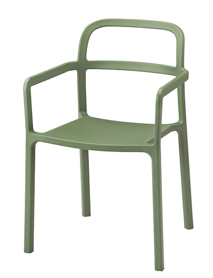 Ikea Sedie In Plastica.Le Sedie Ypperlig Di Ikea Il Design E La Funzionalita Che Non