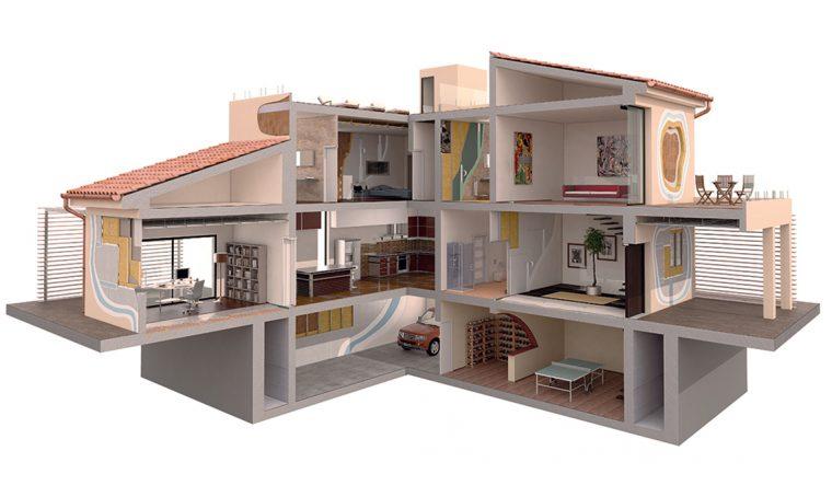 7 soluzioni per proteggere la tua casa da freddo, caldo e rumori esterni