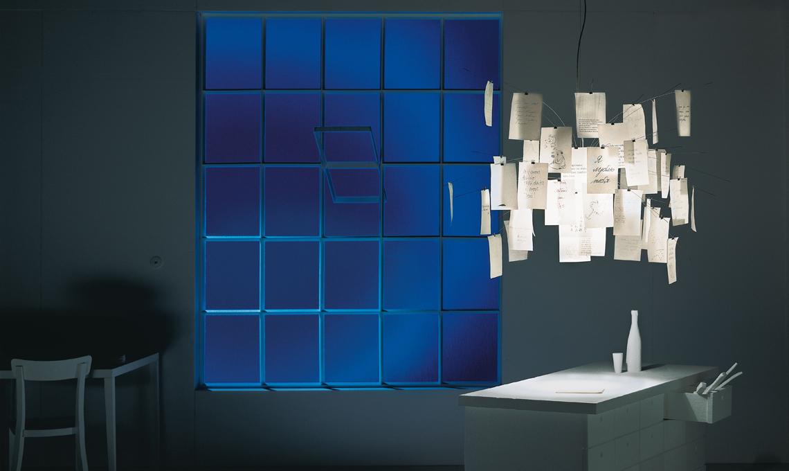 Il lampadario zettel z con il di sconto casafacile