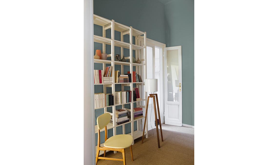 Un appartamento in affitto trasformato con il colore e soluzioni fai da te casafacile - Ikea scaldabagno ...