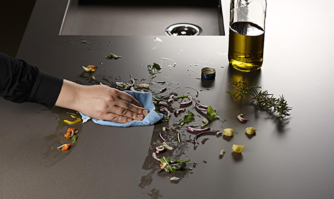 scegliere il top della cucina