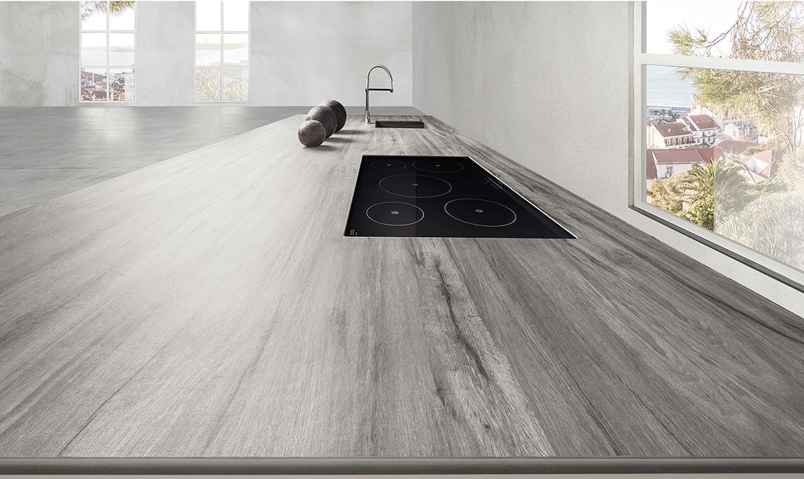 9 piani di lavoro al top per la tua cucina casafacile for Piani di cabina 32x32