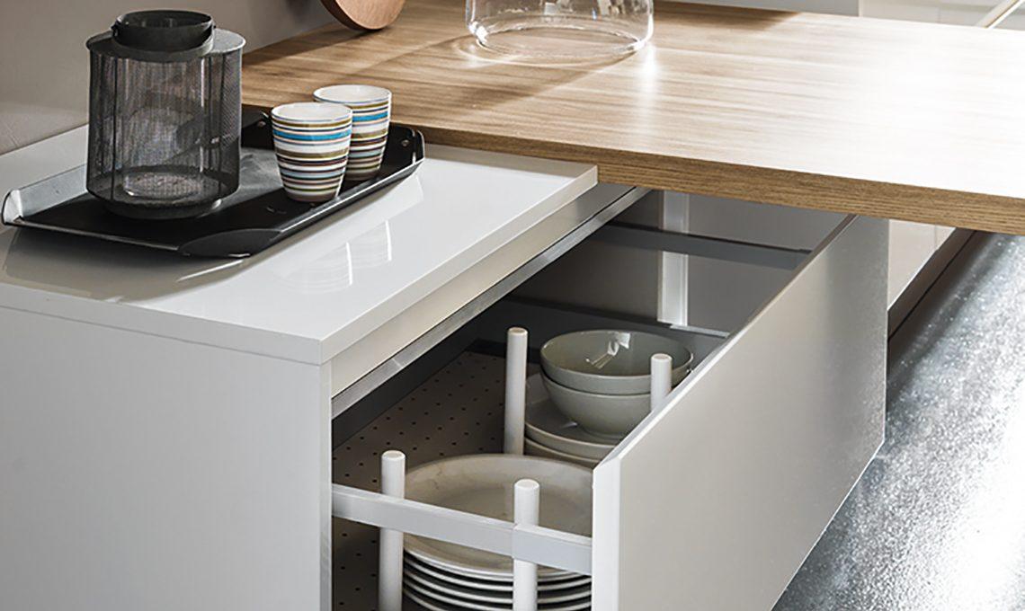 Piano Da Lavoro Cucina.9 Piani Di Lavoro Al Top Per La Tua Cucina Casafacile