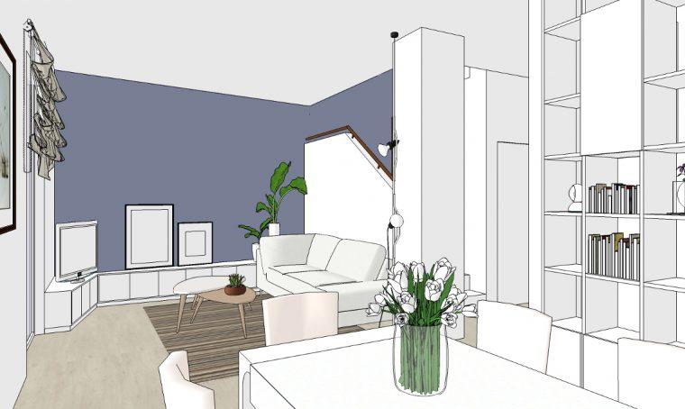 Come adattare la nuova casa per sfruttare i vecchi mobili