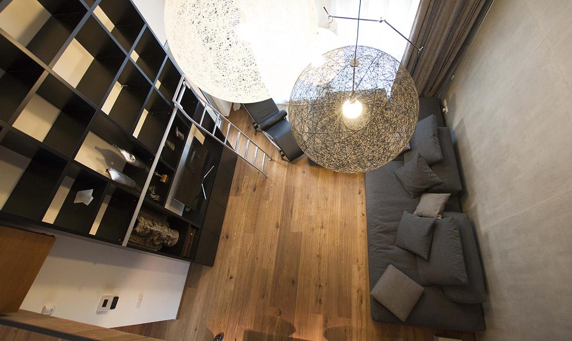Camera Ospiti Per Vano Cucina : 85 mq con la camera in più sul soppalco casafacile
