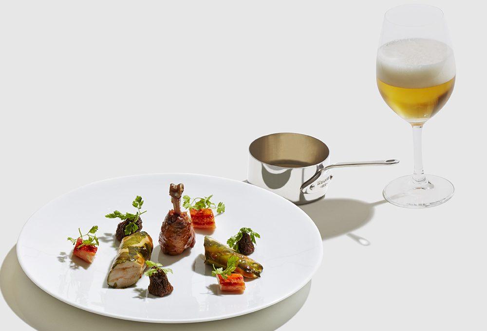 10 regole per impiattare come uno chef stellato