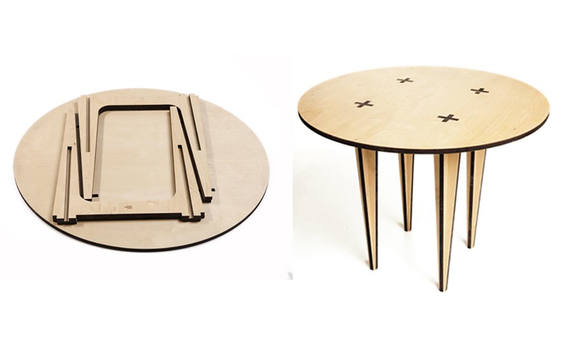 tavolo multistrato