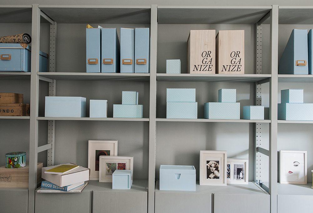 Scaletta In Legno Ikea : Un appartamento in affitto trasformato con il colore e soluzioni fai
