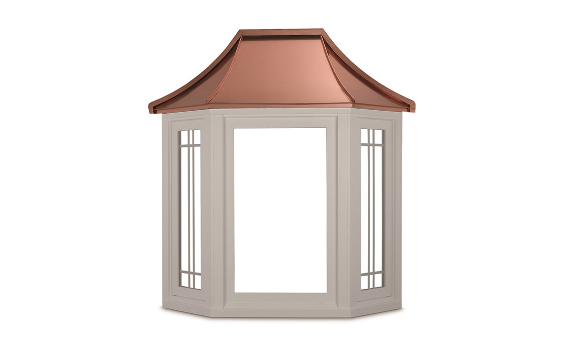 finestra bay window