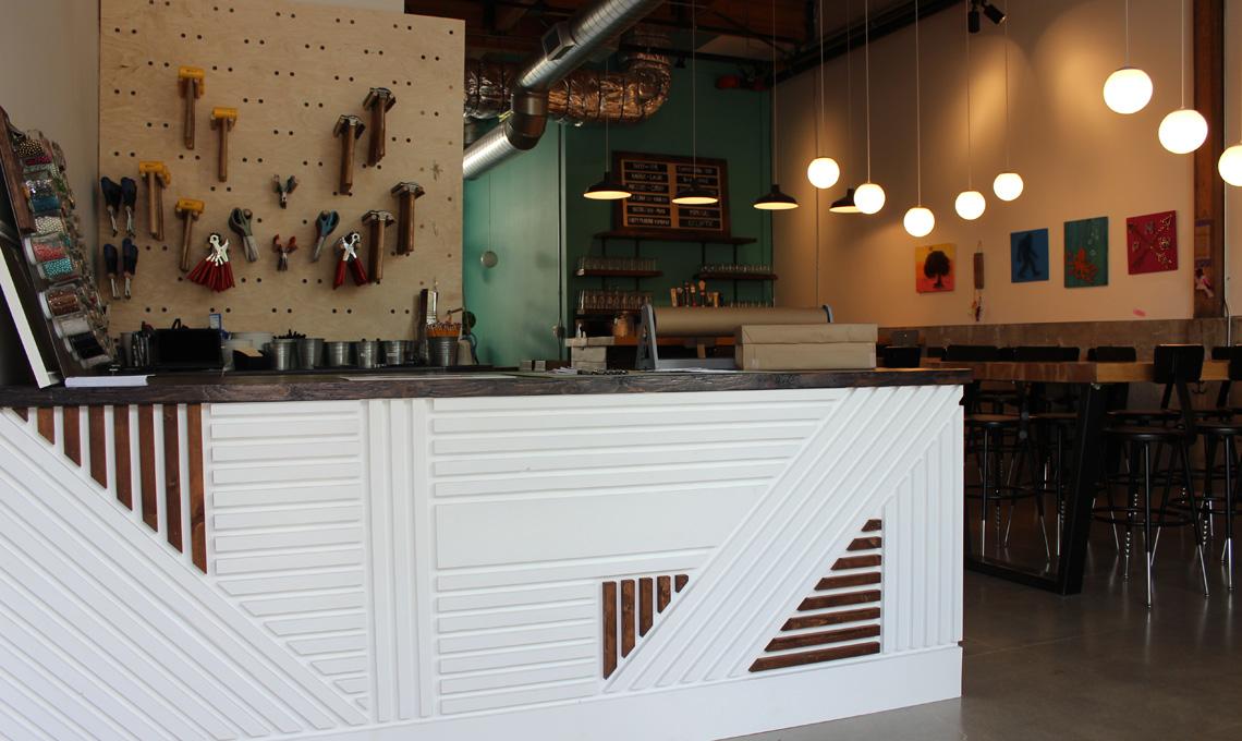 DIY Bar, Portland