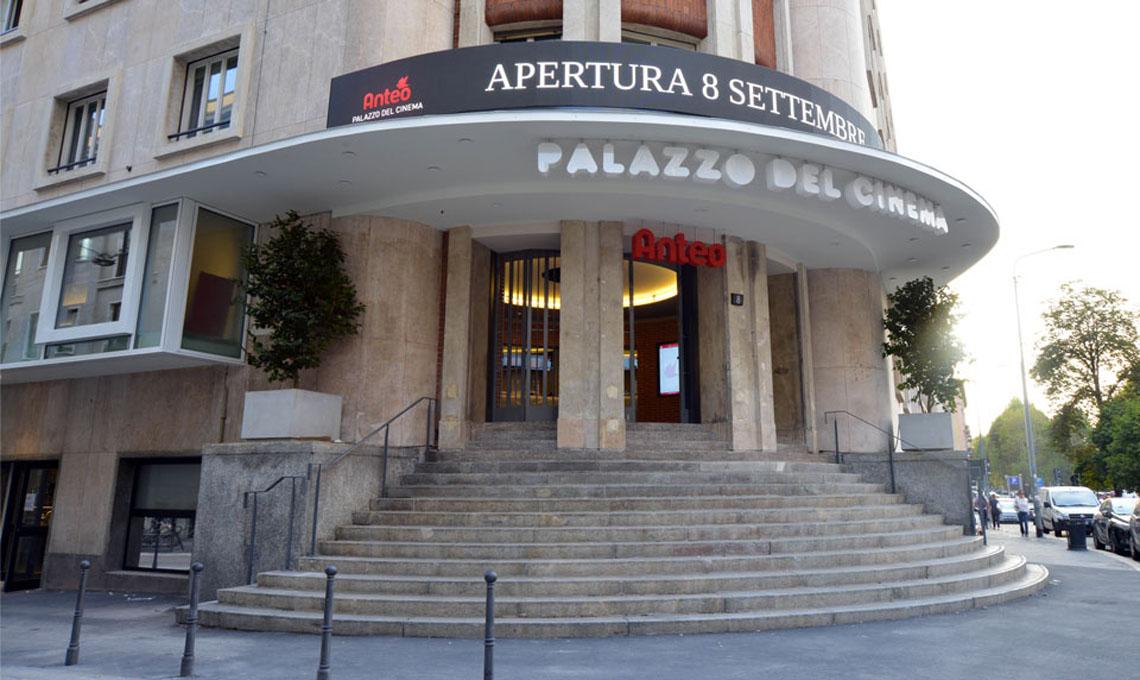 La sede del Milano Design Film Festival 2017