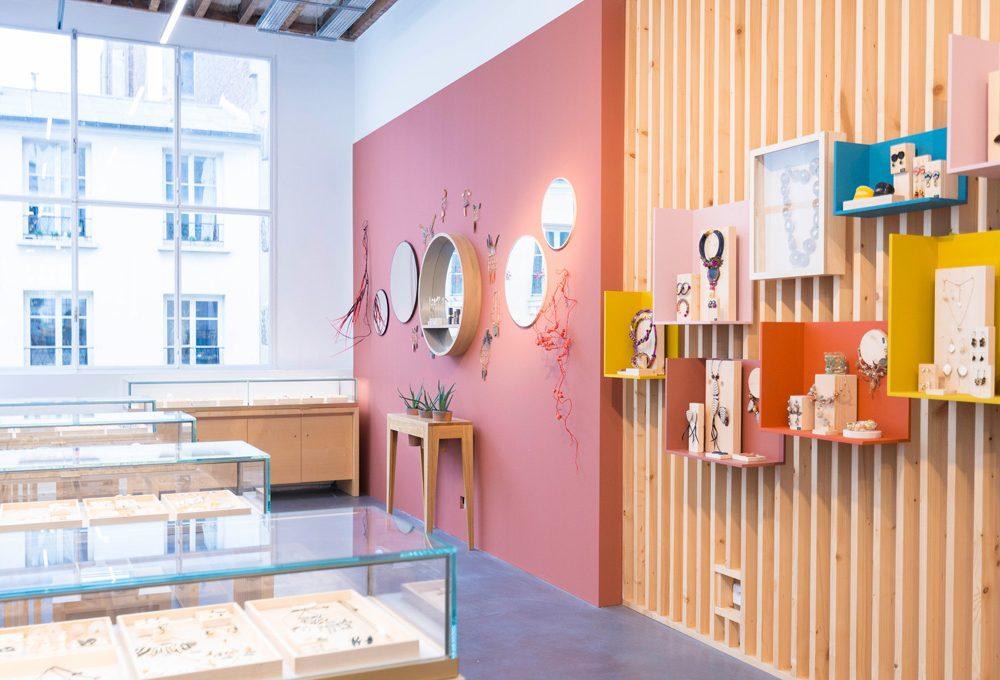 A Parigi un negozio interamente dedicato all'artigianato francese
