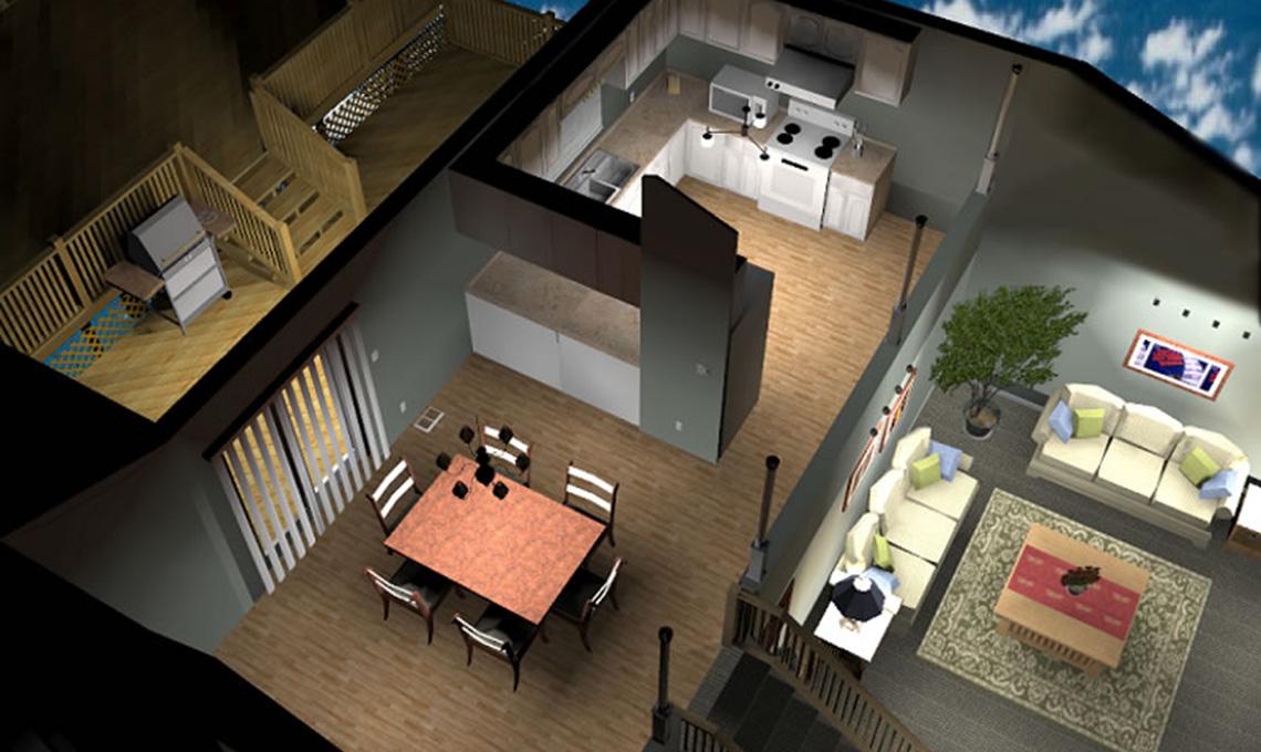 Come arredare casa in 3d i migliori programmi per for Disegnare progetto casa