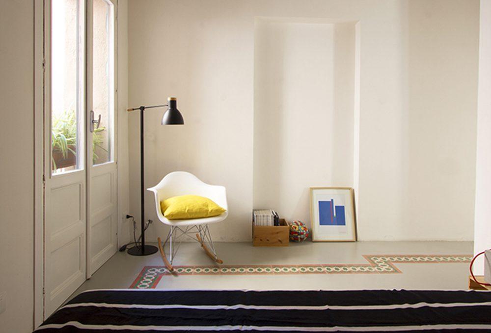 Casa con 'trucco': le pareti scorrevoli