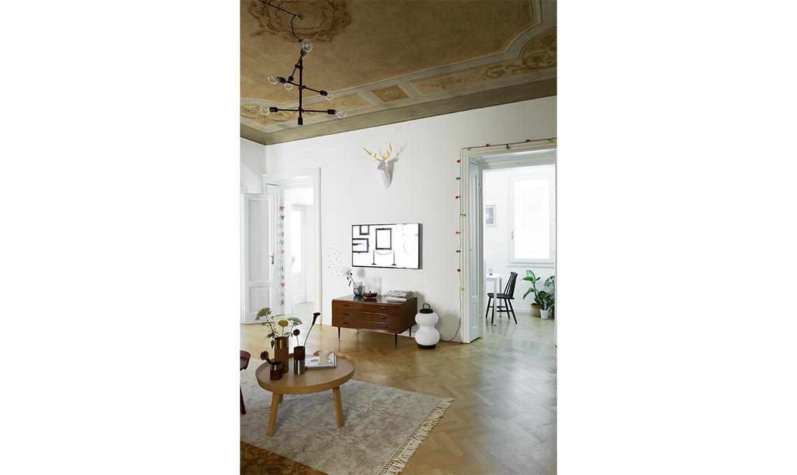 Come arredare una casa antica casafacile - Arredare casa antica ...
