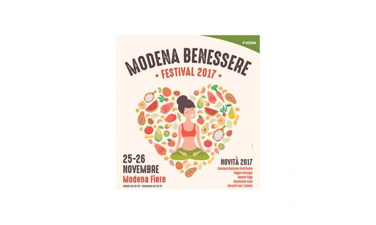 Torna Modena Benessere Festival, il salone dedicato alle discipline bio-naturali