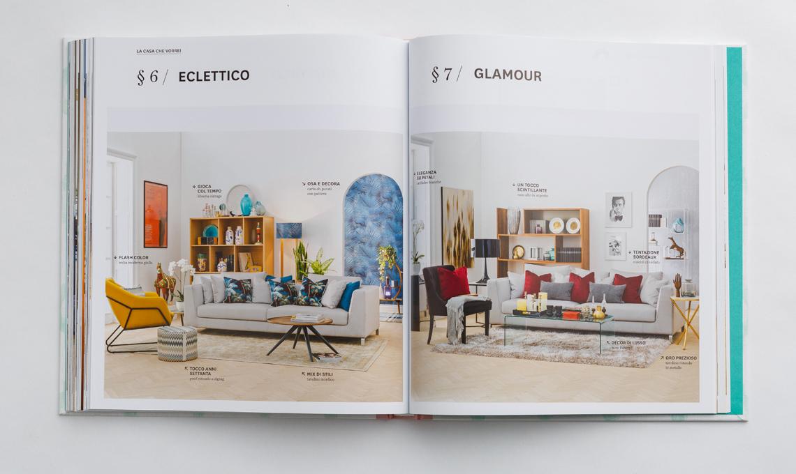 7 stili di arredamento nel libro dalani casafacile for Dalani arredo casa