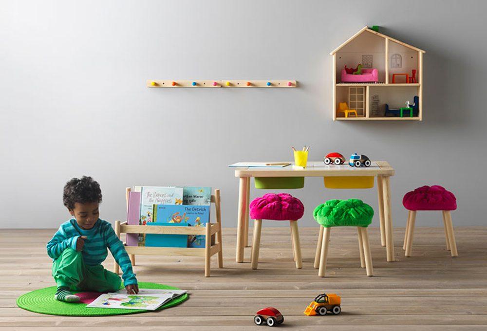 12 consigli per arredare una cameretta Montessori