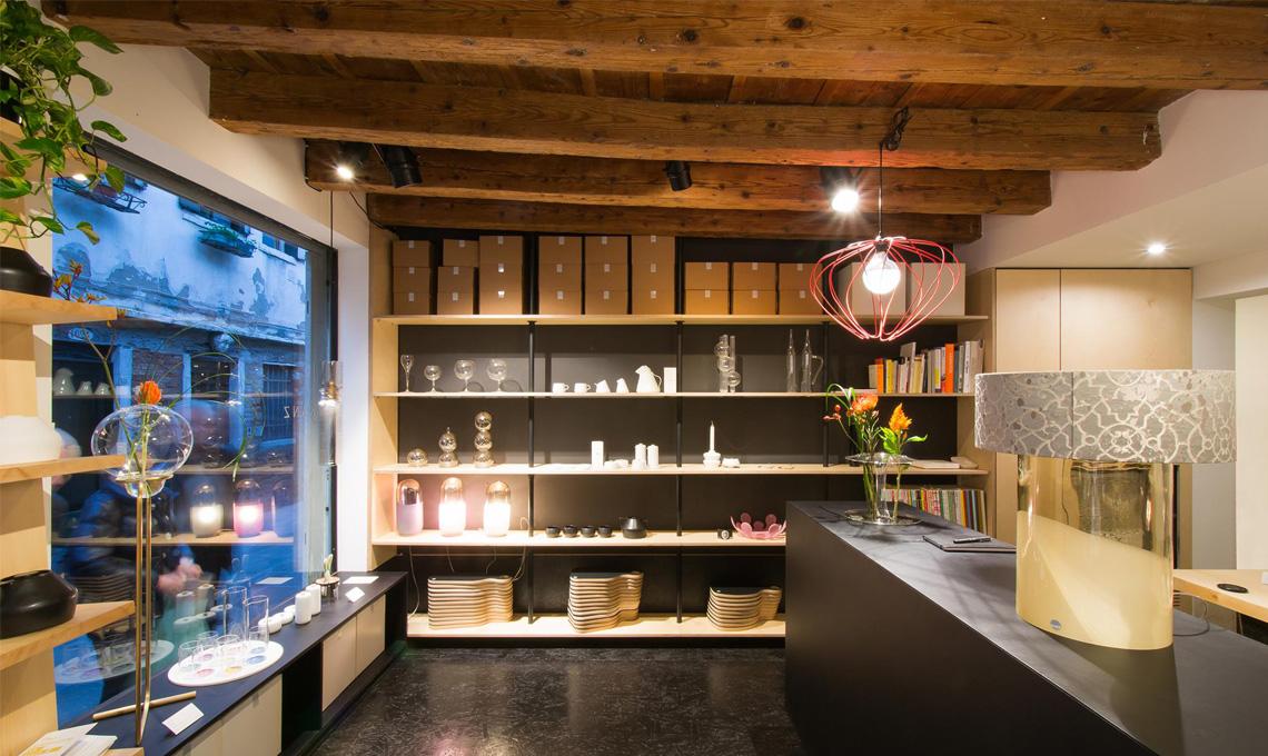 Il nuovo Kanz Architetti Store a Venezia