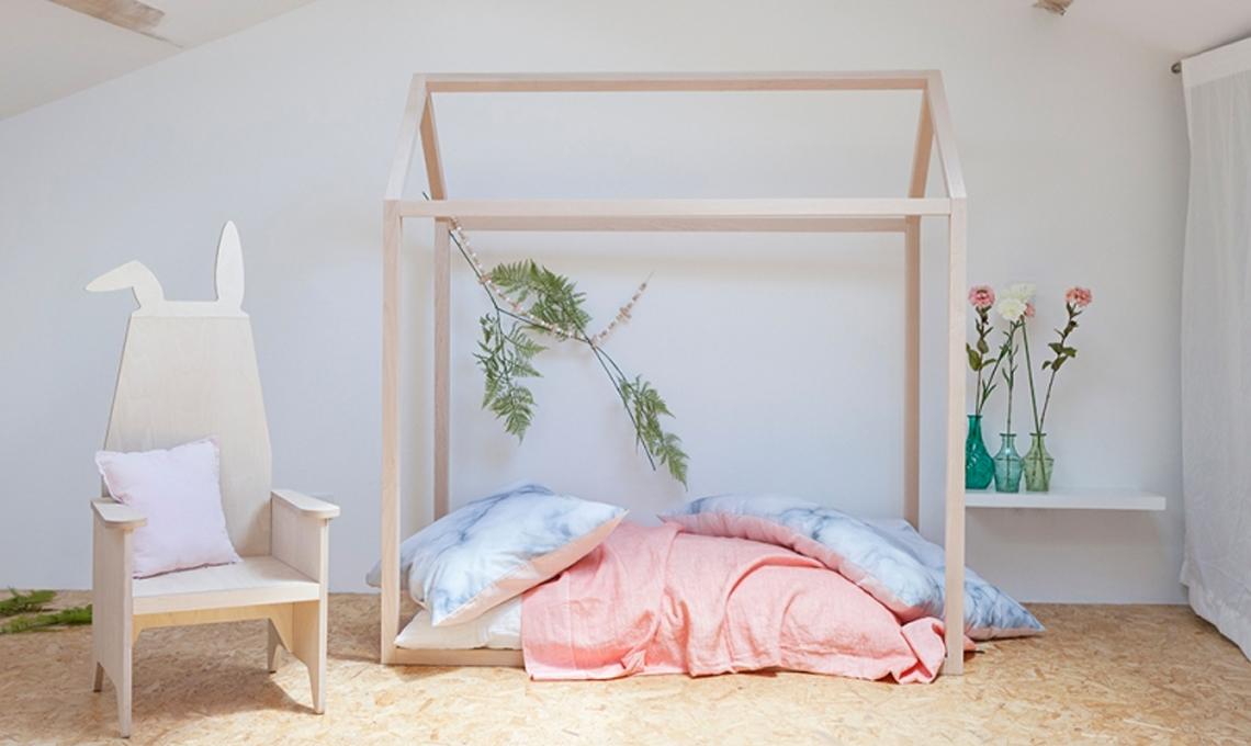 12 consigli per arredare una cameretta montessori casafacile - Letto montessori ...