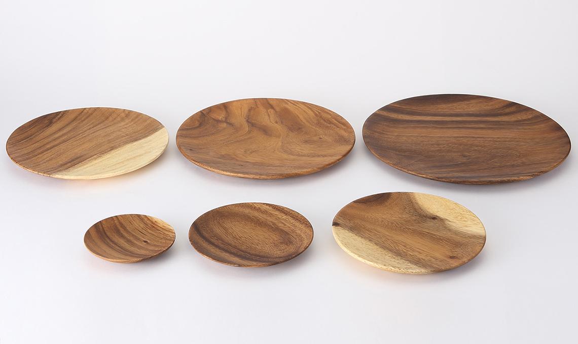 piatti legno