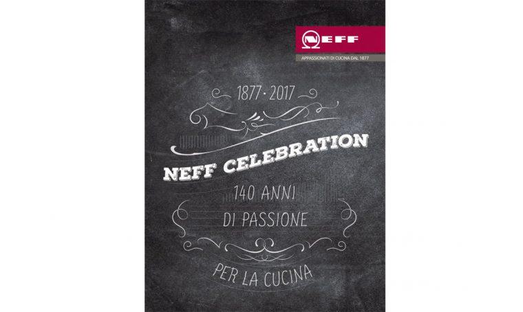 Neff festeggia 140 anni di elettrodomestici di qualità