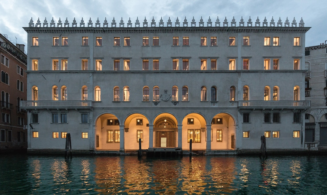 Il Fondaco dei Tedeschi di Venezia