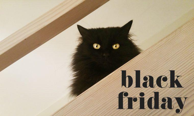 Black Friday 2017 e dintorni: 40 link per arredamento e design a prezzi speciali!