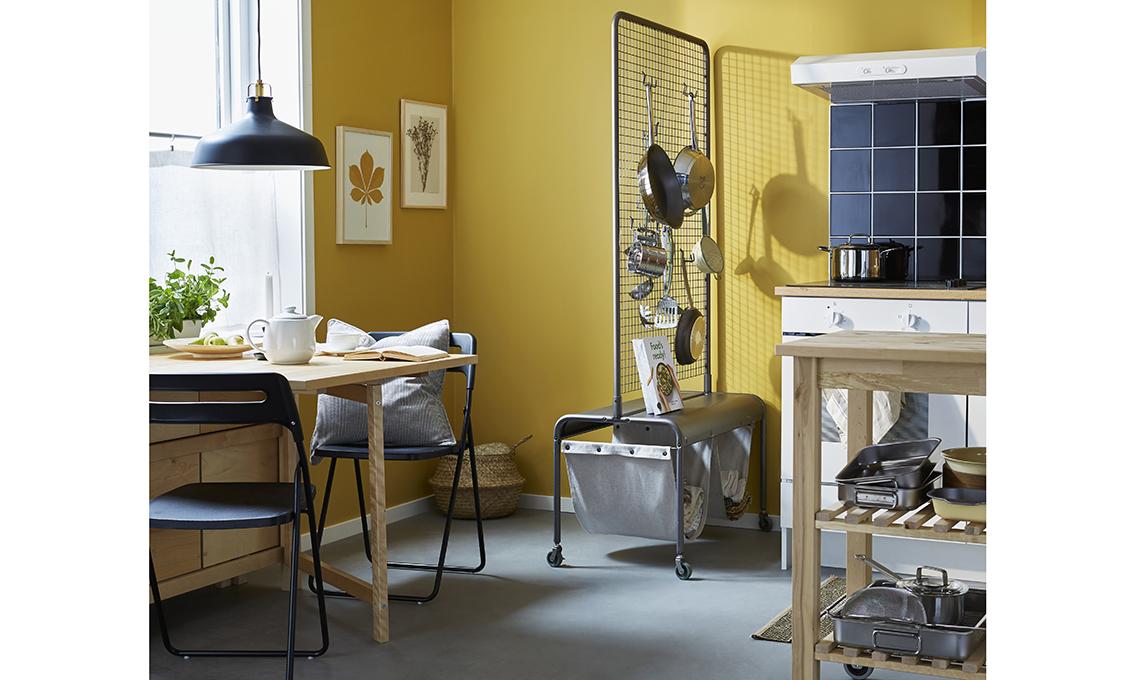 10 idee salvaspazio in cucina casafacile - Idee salvaspazio casa ...